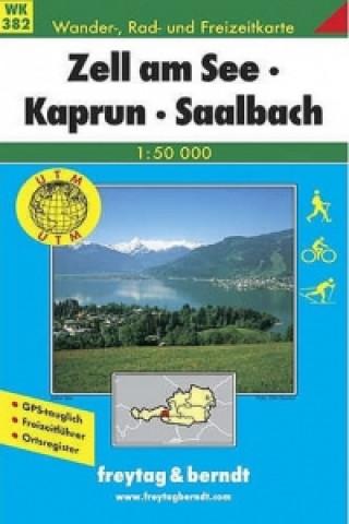 Zell am See-Kaprun-Saalbach (WK382)