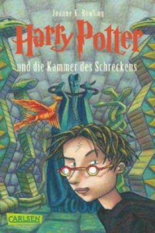 Könyv Harry Potter Und Die Kammer Des Schreckens Joanne K. Rowling