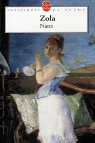 Nana, französische Ausgabe