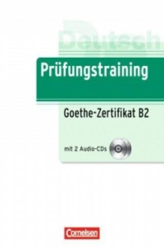 Carte Prüfungstraining Goethe-Zertifikat B2 Gabi Baier