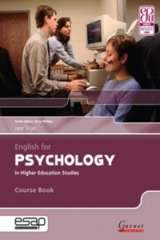 Carte English for Psychology Course Book + CDs Jane Short