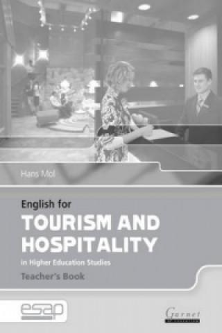 Carte English for Tourism and Hospitality Teacher Book Hans Mol