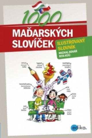 Kniha 1000 maďarských slovíček Aleš Čuma