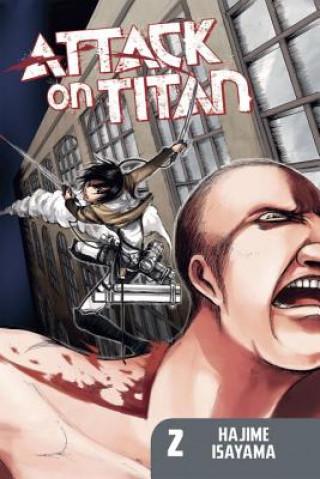 Carte Attack On Titan 2 Hajime Isayama