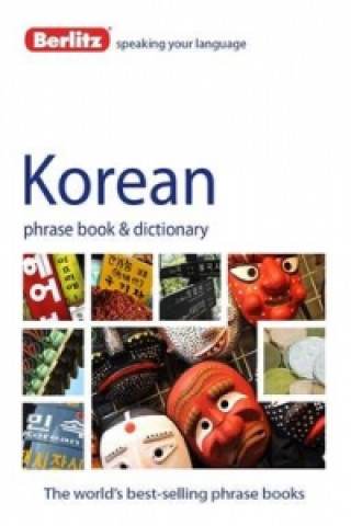 Berlitz Language: Korean Phrase Book & Dictionary