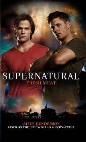 Carte Supernatural - Fresh Meat Alice Henderson