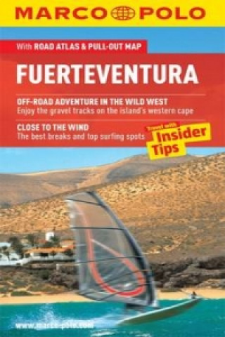 Fuerteventura Marco Polo Pocket Guide