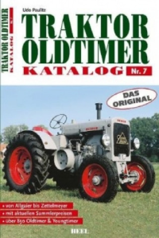 Tractor Oldtimer Katalog Nr7