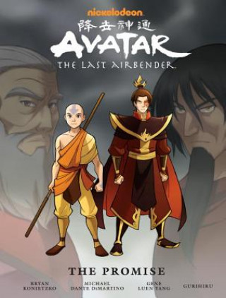 Carte Avatar: The Last Airbender# The Promise Library Edition Gene Luen Yang