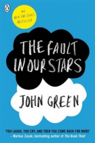 Carte Fault in Our Stars John Green