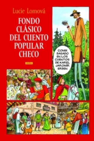 Carte Fondo clásico del cuento popular checo Lucie Lomová
