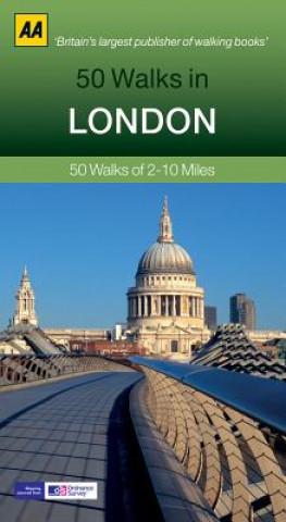 50 Walks in London