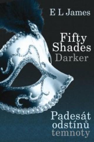 Carte Fifty Shades Darker E. L. James