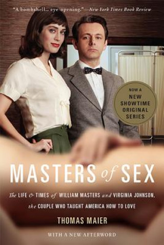 Carte Masters of Sex (Media tie-in) Thomas Maier