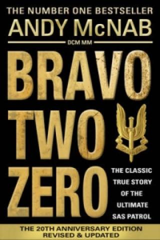 Carte Bravo Two Zero Andy McNab