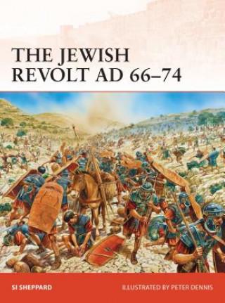 Jewish Revolt, AD 66-73