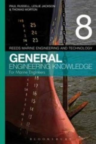 Reeds Vol 8 General Engineering Knowledge for Marine Enginee