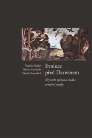 Evoluce před Darwinem