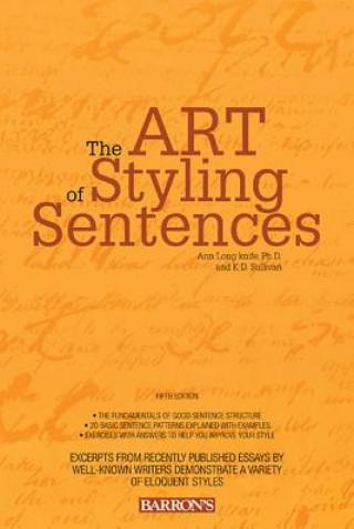 Art of Styling Sentences