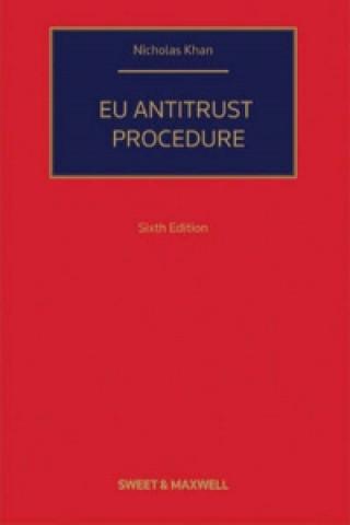 EU Antitrust Procedure