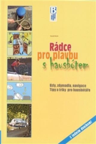 Carte Rádce pro plavbu s hausbótem Harald Böckl