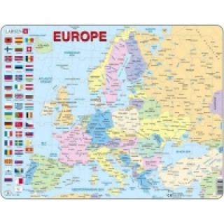 Europa (Rahmenpuzzle)