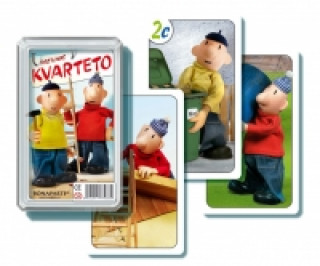 Bonaparte Kvarteto - Pat a Mat - háček