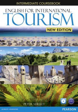 Carte English for International Tourism Intermediate New Edition Coursebook and DVD-ROM Pack Peter Strutt