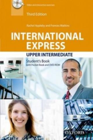 International Express: Upper Intermediate: Student's Book Pack