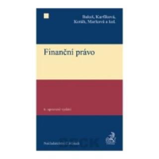 C.H.Beck Finanční právo