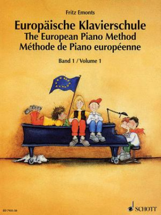 EUROPEAN PIANO METHOD BAND 1