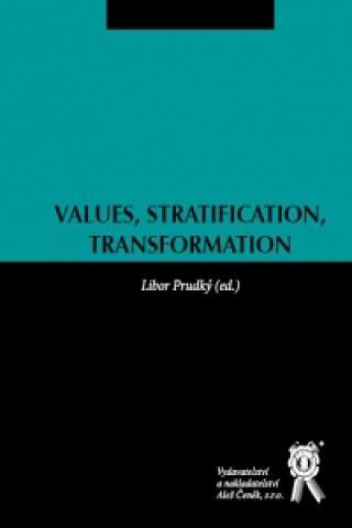 Aleš Čenek,s.r.o. Values, Stratification, Transformation