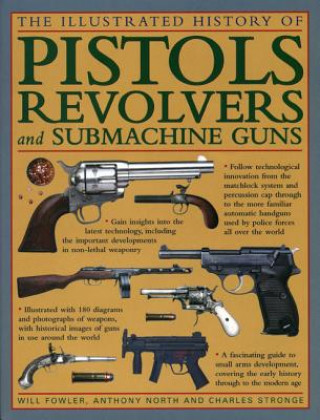 Illustrated History of Pistols, Revolvers and Submachine Guns