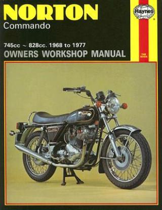 Norton Commando Owner's Workshop Manual