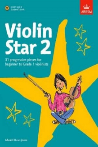 Violin Star 2, Student's book, with CD