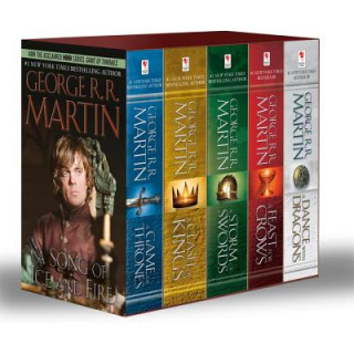 A Game of Thrones, 5 Vols.