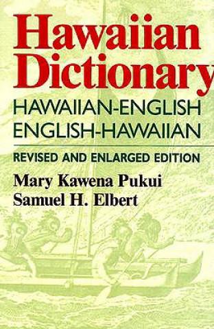 Carte Hawaiian Dictionary Mary K. Pukui