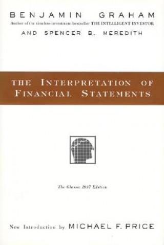 The Interpretation of Financial Statements