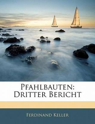 Carte Pfahlbauten: Dritter Bericht Ferdinand Keller