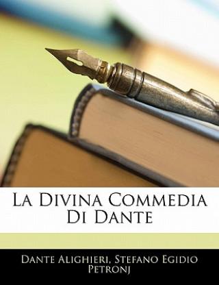 Kniha La Divina Commedia Di Dante ante Alighieri