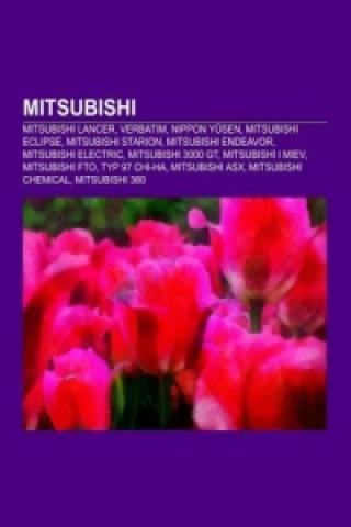 Carte Mitsubishi ikipedia