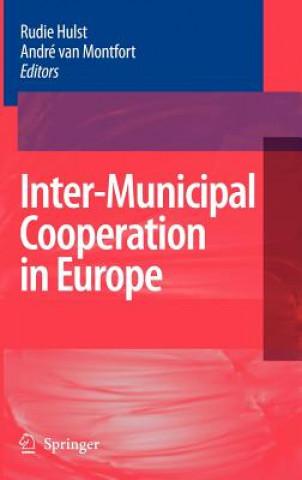 Carte Inter-Municipal Cooperation in Europe Rudie Hulst