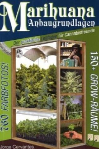 Carte Marihuana Anbaugrundlagen Jorge Cervantes