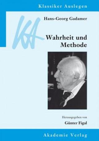 Carte Hans-Georg Gadamer Hans-Georg Gadamer