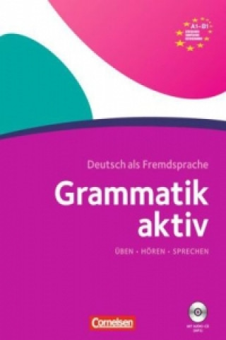 Grammatik aktiv A1-B1, m. Audio-CD