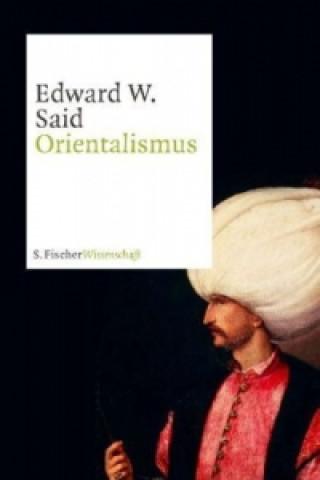 Carte Orientalismus Edward W. Said
