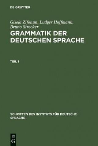 Grammatik der deutschen Sprache, 3 Bde.