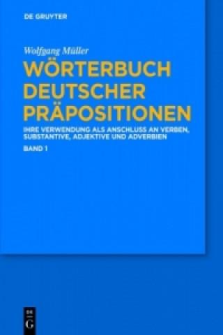 Wörterbuch deutscher Präpositionen