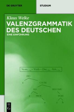 Valenzgrammatik des Deutschen