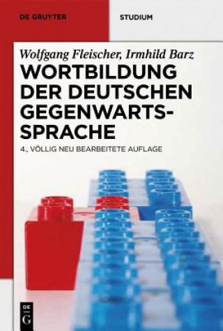 Carte Wortbildung der deutschen Gegenwartssprache Wolfgang Fleischer